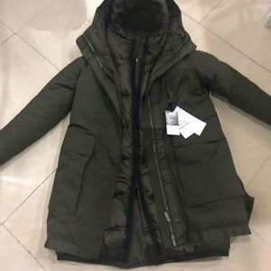 lululemon athletica Jackets & Coats - NWT Lululemon Out In The Elements Parka $598-Sz 8